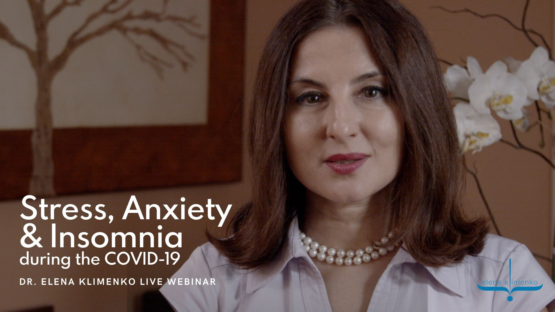 Stress Anxiety and Insomnia during the COVID-19